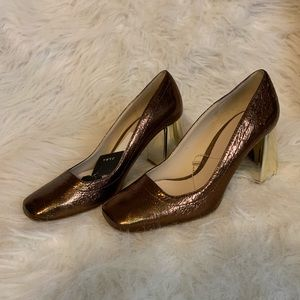 NWT Cooper + Gold Zara Shoes